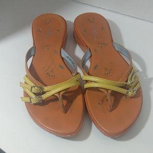Indigo by Clark's super cute strappy sandals